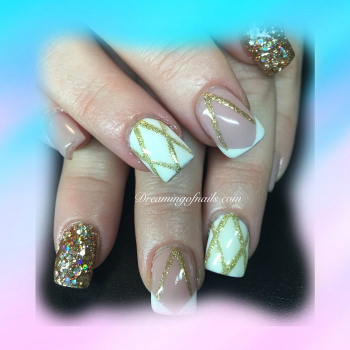 Fancy nail designs - Dreaming of nails