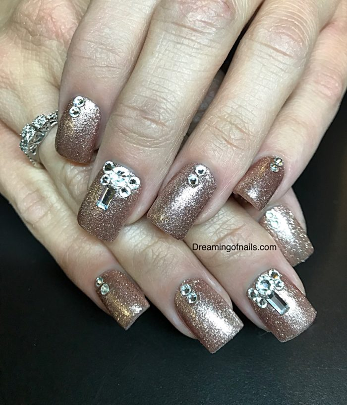8 Gorgeous January Nail Designs You Must See Dreaming Of Nails