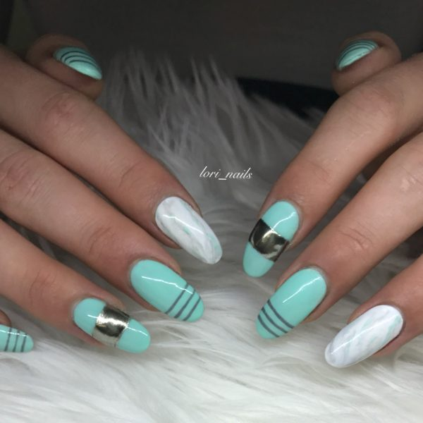Beautiful Spring nails you must try now