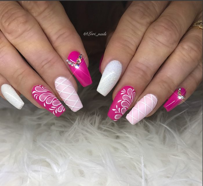 Nails of summer, 9 must have summer nails designs - Dreaming of nails